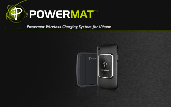 Powermat Wireless Charging System for iPhone 3G and 3GS - Review