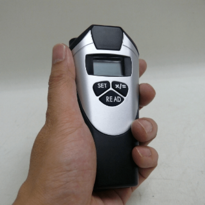 GearDiary Ultrasonic Distance Measurer With Laser Pointer Review