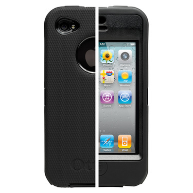 OtterBox Will Defend Your iPhone 4 From Reception Issues ... Among Other Things