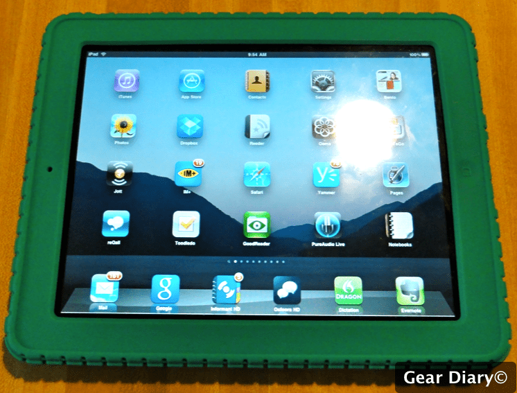 GearDiary Speck PixelSkin for iPad - Review