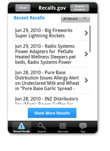 Suffering 'Product Recall Overload'? There's An App For That!