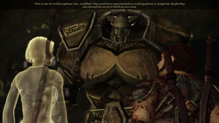 PC/XBOX360/PS3 Game Review: Dragon Age: Origins Golems of Amgarrak DLC