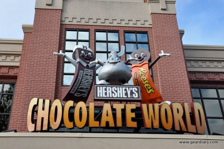 Global Locations FROM PENNSYLVANIA TO THE WORLD More than a century ago, Milton Hershey was looking for the ideal location for his new chocolate factory, and he turned to central Pennsylvania, with its clean water, pastoral beauty and access to farm fresh milk.