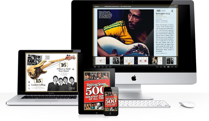 Rolling Stone and Zinio Launch Interactive New Issue and Subscription Bundle Deal