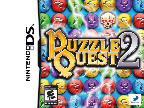 DS Game Review: Puzzle Quest 2