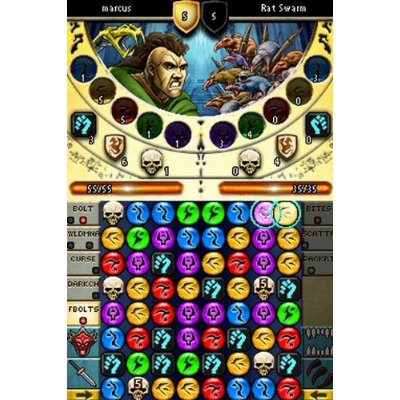 DS Game Review: Puzzle Quest 2  DS Game Review: Puzzle Quest 2