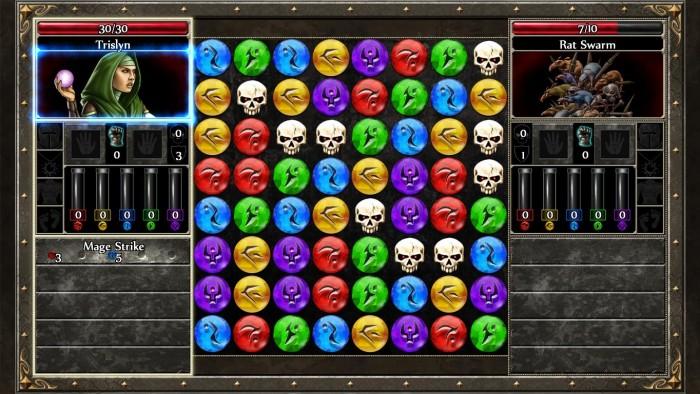 PC Game Review: Puzzle Quest 2
