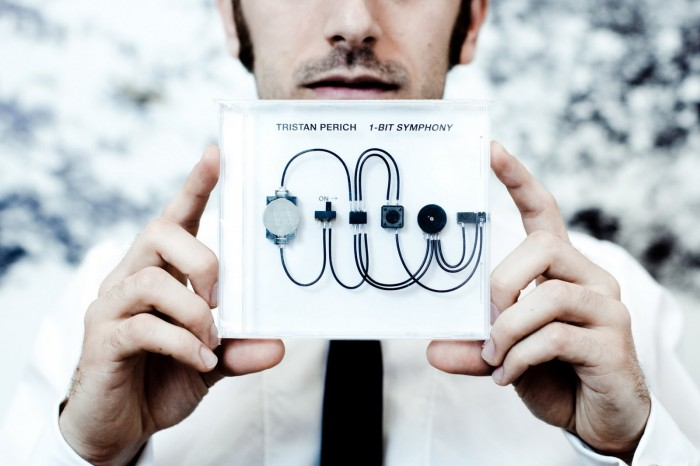 The Coolest New CD Release of the Year: Tristan Perich 1-Bit Symphony