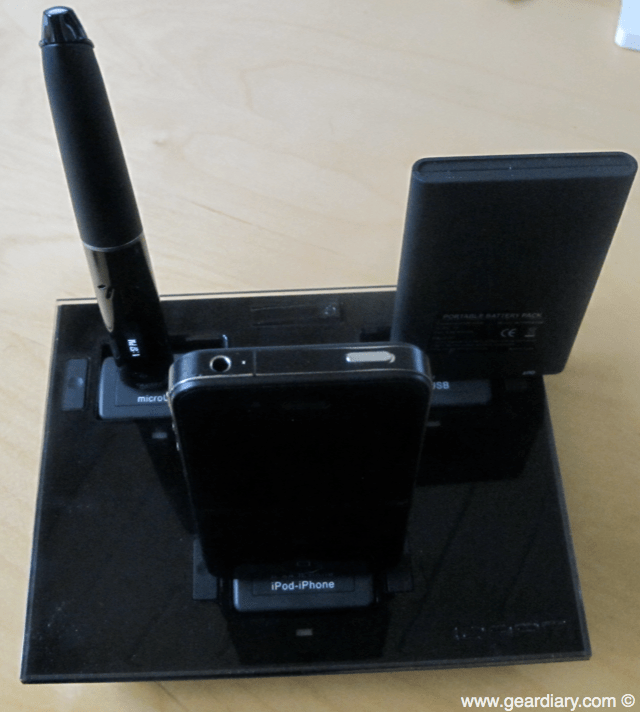 Home Tech Accessory Review- IDAPT i4 Charging Station