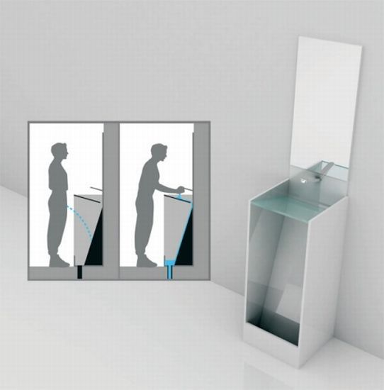 The Urinal Sink: Ultra-Efficient, Eco-Friendly ... But Do You Want It?