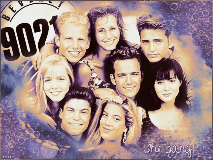 Random Nonsense: Happy 90210 Day!