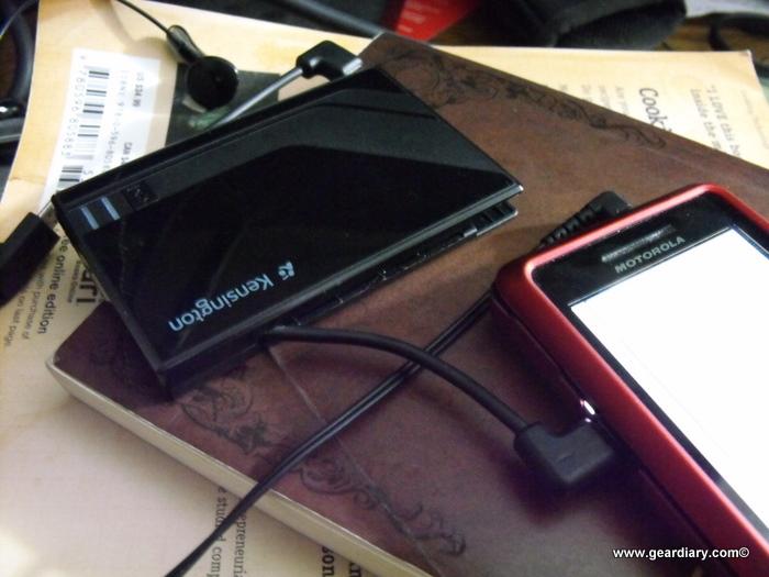Kensington Pocket Battery for Smartphones Review  Kensington Pocket Battery for Smartphones Review