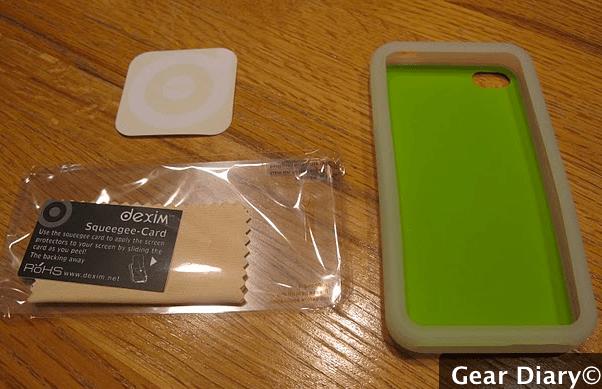 iPhone 4 Case Review- Dexim CYL Premium Silicone Case  iPhone 4 Case Review- Dexim CYL Premium Silicone Case