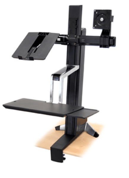 Work Gear Review- The Ergotron WorkFit Sit-Stand Desk  Work Gear Review- The Ergotron WorkFit Sit-Stand Desk  Work Gear Review- The Ergotron WorkFit Sit-Stand Desk  Work Gear Review- The Ergotron WorkFit Sit-Stand Desk  Work Gear Review- The Ergotron WorkFit Sit-Stand Desk