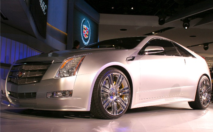 2011 Cadillac CTS Coupe: Concept to Reality  2011 Cadillac CTS Coupe: Concept to Reality