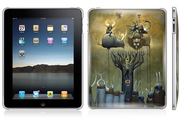 Izozzi Cover Review: Turns iPad into Work of Art