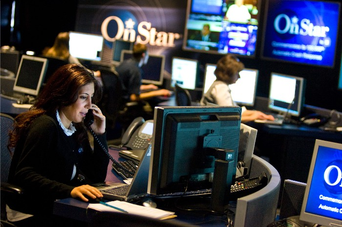 OnStar celebrating 15 years of driver assistance, safety