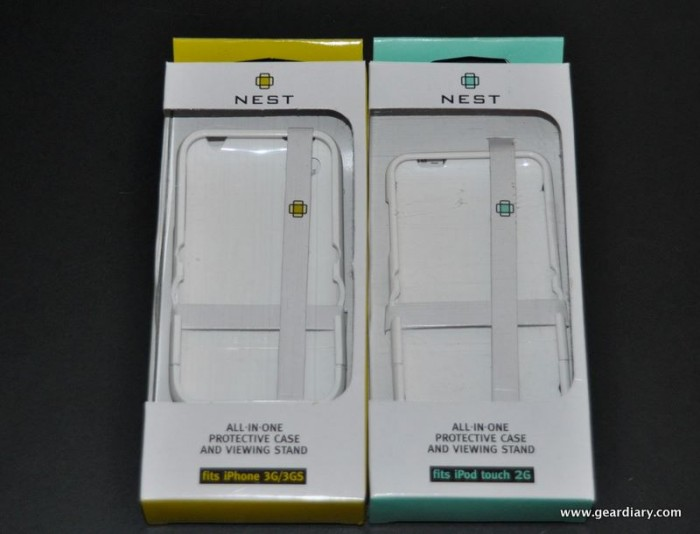 The All In One Nest Case for iPod Touch & iPhone Review