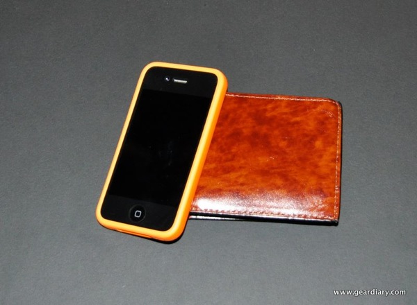 iPhone 4 Case/Wallet Review:  eHolster Front Pocket Wallet