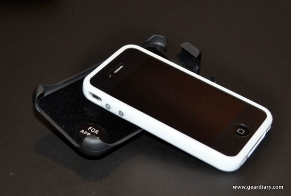 iPhone 4 Accessory Review:  Bumper Holster