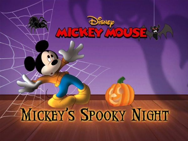 iPad App Review: Mickey's Spooky Night Arrives Just In Time For Halloween