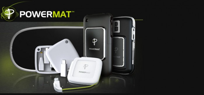 All New Powermat Wireless Charging System for the iPhone 4 Review