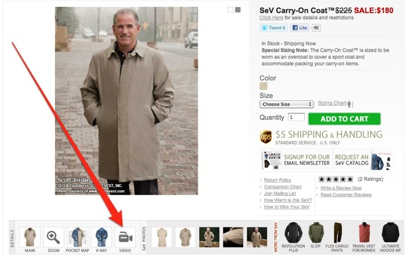 SCOTTEVEST Carry-On Coat Review  SCOTTEVEST Carry-On Coat Review