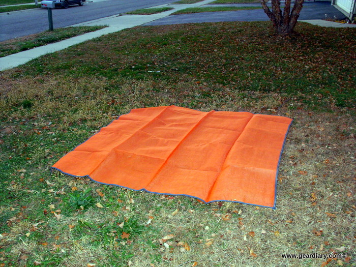 Review: Cgear Sand-Free Multimat for Camping  Review: Cgear Sand-Free Multimat for Camping  Review: Cgear Sand-Free Multimat for Camping