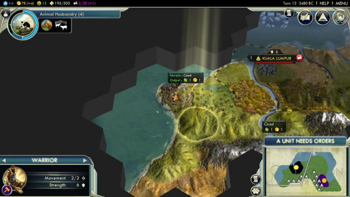 PC Game Review: Civilization V
