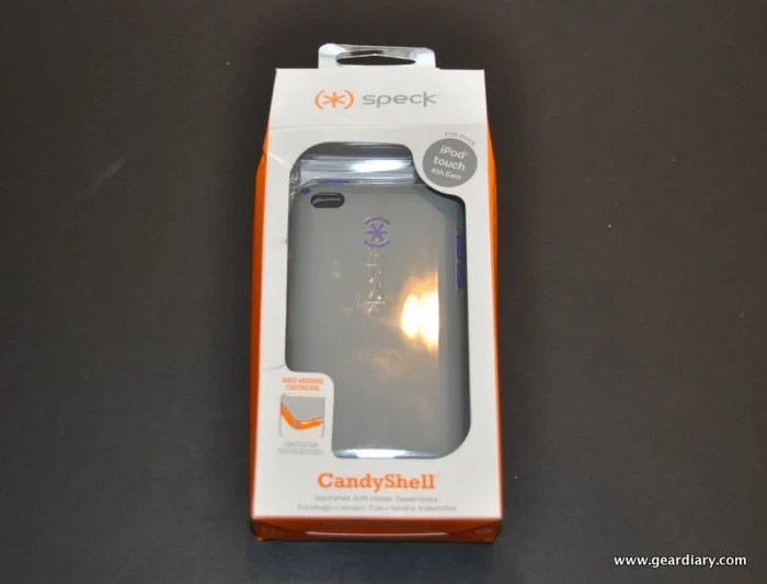 iPod Touch 4G Case Review:  Speck Candy Shell