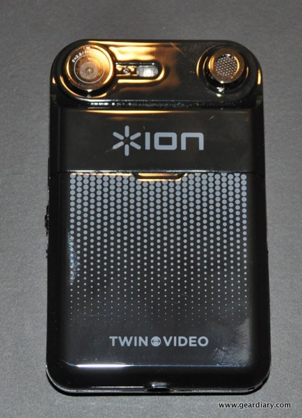 Review:  TWIN VIDEO, the World's First Dual Lens Video Camera