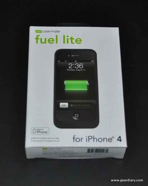 iPhone 4 Gear Review:  Case-Mate Fuel Lite & Max, Packing Serious Power for the Power User  iPhone 4 Gear Review:  Case-Mate Fuel Lite & Max, Packing Serious Power for the Power User