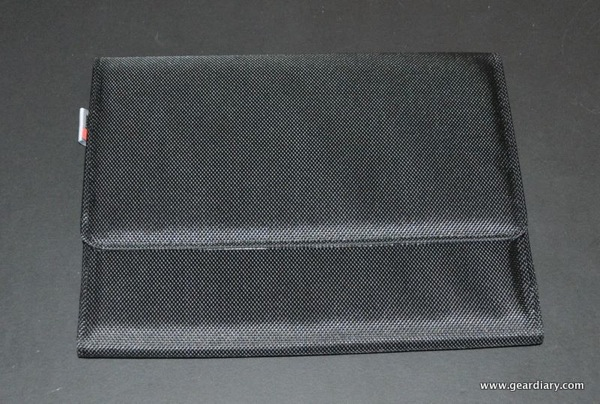 iPad Case Review:  ingear Slim Nylon  iPad Case Review:  ingear Slim Nylon  iPad Case Review:  ingear Slim Nylon