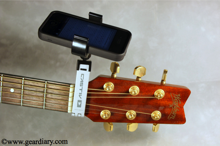 Review: Guitar Sidekick For Mobile Devices