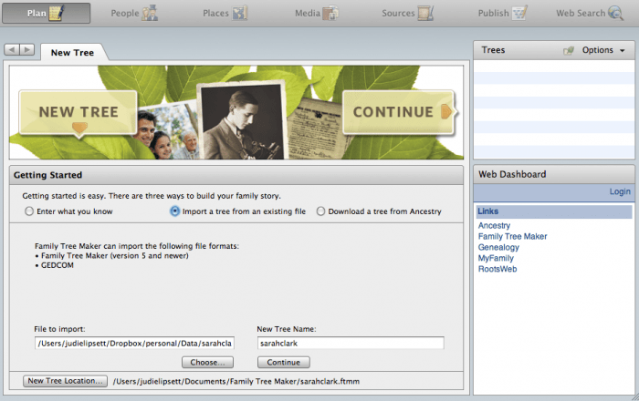 Ancestry.com's Family Tree Maker for Mac Released, Thrilling Genealogy Buffs Like Me