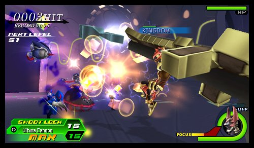 PSP Game Review: Kingdom Hearts: Birth By Sleep