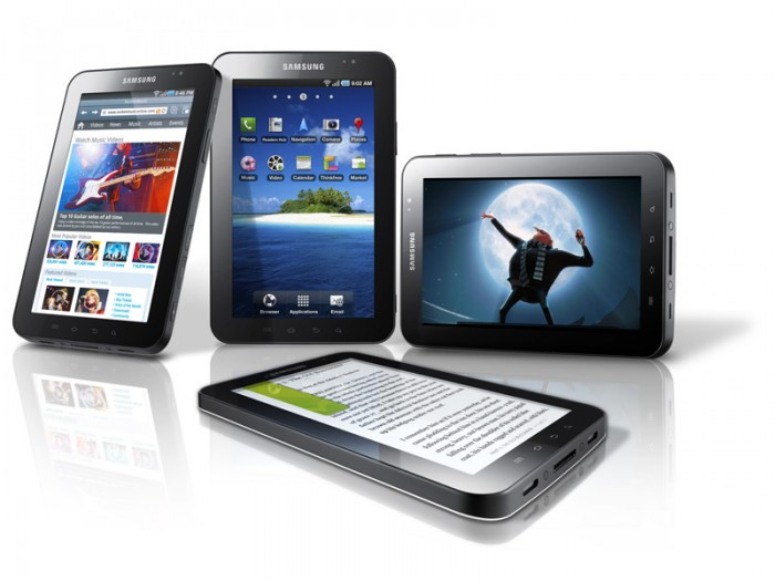 Samsung Galaxy Tab Sells 1 Million Units!