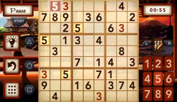 PSP Game Review: Sudoku (PSP Minis)