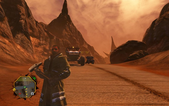 PC Game Review: Red Faction Guerrilla  PC Game Review: Red Faction Guerrilla  PC Game Review: Red Faction Guerrilla