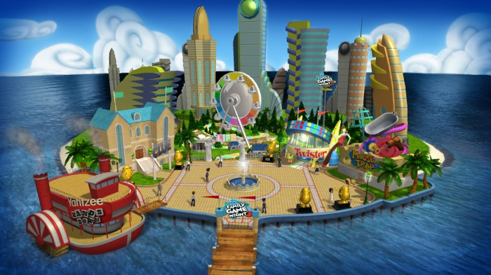 Wii Game Review: Hasbro Family Game Night 3