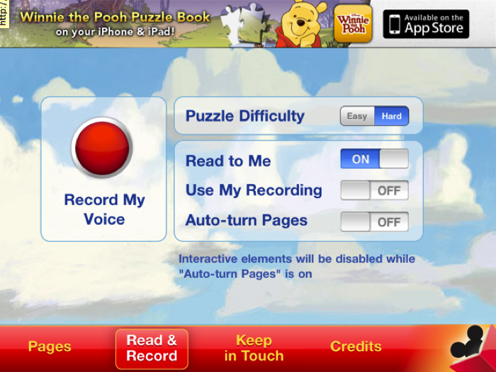 iPad App Review: Lightning Was Here: My Puzzle Book