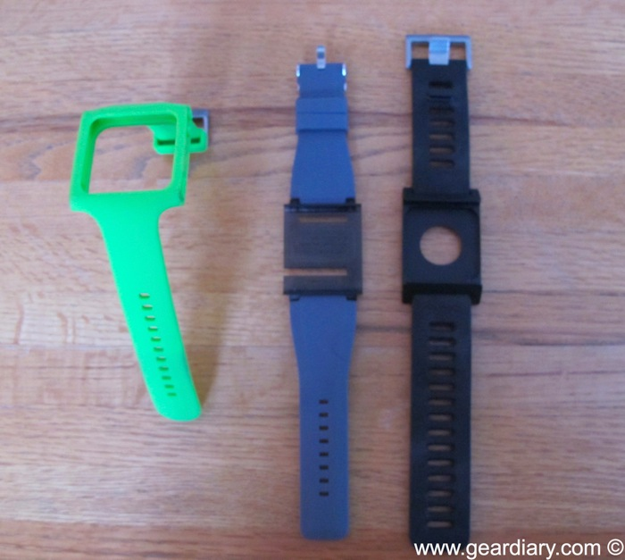 Gear vs Gear: iPod nano Watchbands