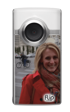 Valentines Day Gift Idea: Stylish Flip Video CamCorder