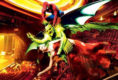 Spider-Man Turn Off the Dark Review
