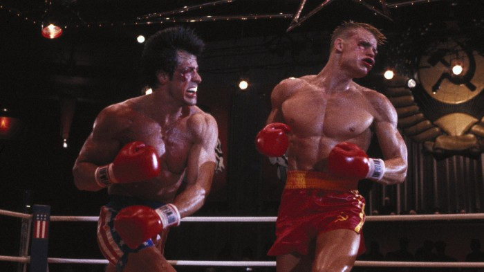 On the 25th Anniversary of Rocky IV, Take a Quiz to Remind You of a Time Long Ago …
