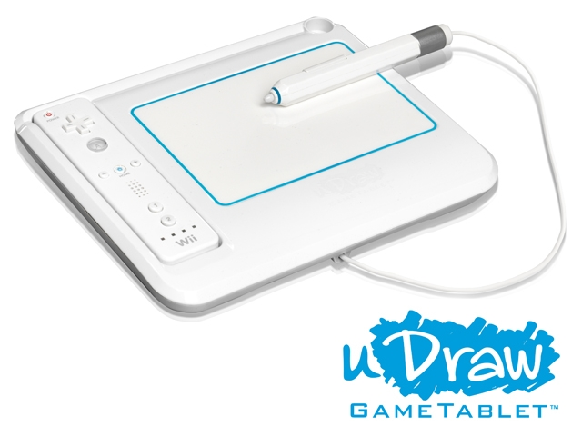 uDraw Studio Game and Tablet Wii Game Review