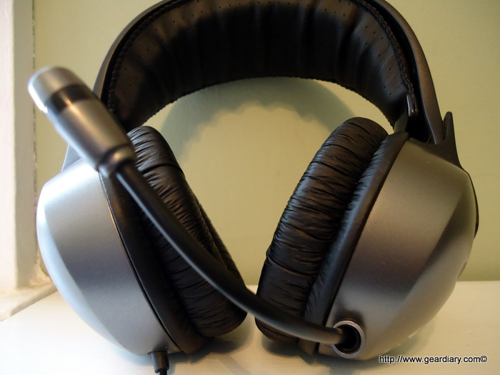 Arctic Gear Review Pt 2: P301 Professional Stereo Headset