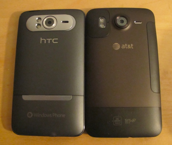 Review: HTC Desire HD / AT&T Inspire 4G