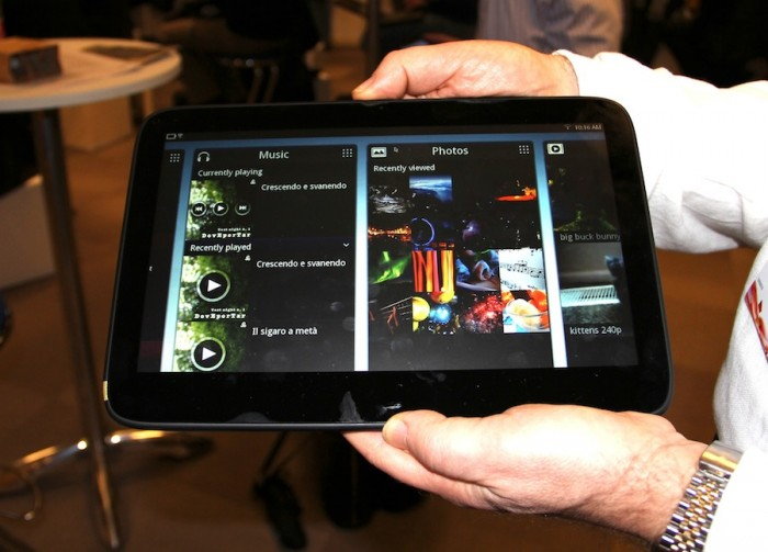 MWC: AppUp, MeeGo, Open Source, and Tablets