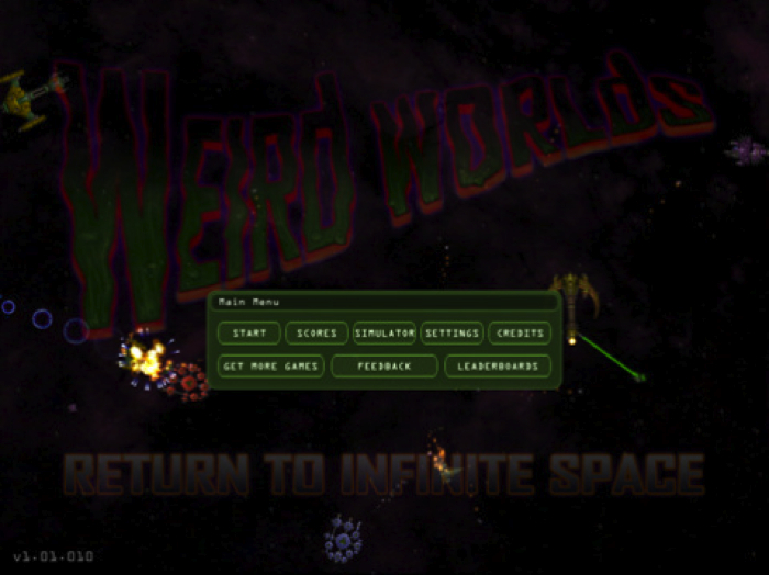 iPad App Review: Weird Worlds Return to Infinite Space  iPad App Review: Weird Worlds Return to Infinite Space